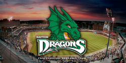 Wright State Day at the Dayton Dragons