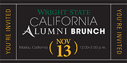 California Alumni Brunch