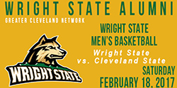 Annual Wright State vs. Cleveland State Basketball event