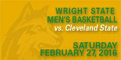 Wright State vs. Cleveland State Game
