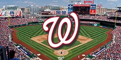 Wright State Alumni Day at the Nationals